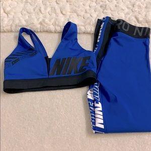 Nike DriFit Set NWOT // Small $35